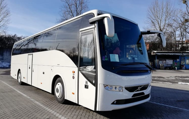 Germany: Bus rent in Lower Saxony in Lower Saxony and Germany
