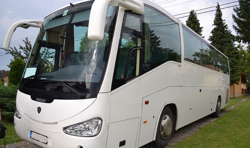 Lower Saxony: Buses rental in Helmstedt in Helmstedt and Germany