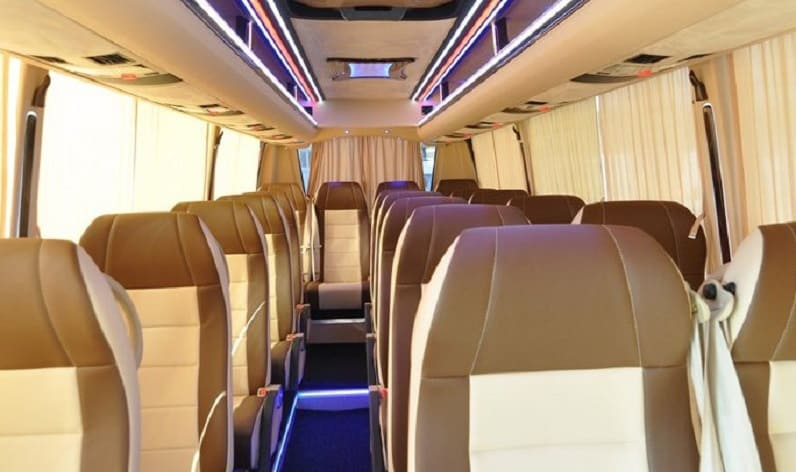 Germany: Coach reservation in Saxony-Anhalt in Saxony-Anhalt and Stendal