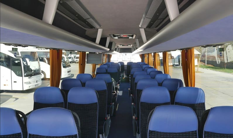 Germany: Coaches booking in Lower Saxony in Lower Saxony and Bad Harzburg