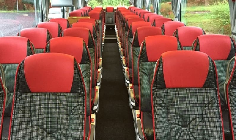 Germany: Coaches rent in Saxony-Anhalt in Saxony-Anhalt and Wittenberg