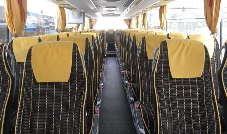 Germany: Coaches reservation in Germany in Germany and Berlin